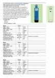 Filtre automate nisip cuartos recipient Fiberglass NOBEL - FCV01, FCV02, FCV03