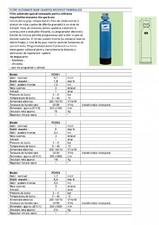 Filtre automate nisip cuartos recipient Fiberglass NOBEL