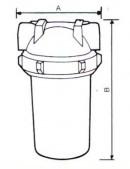 Filtre de apa pentru uz domestic | FCV01, FCV02, FCV03, FTA 050, FTA 070, FCR 08, FCP 010, FCR 35, FCP 050, FCP 070