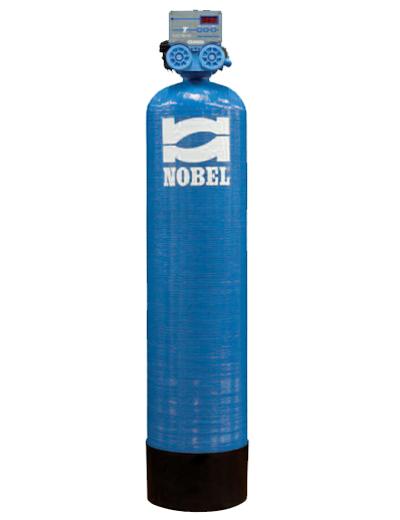 Filtre de apa pentru uz domestic / Filtrele automate nisip curtos recipient Fieberglass FCV01, FCV02, FCV03