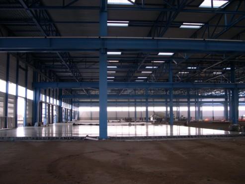 Pardoseli din beton CLASSIC DOME - Poza 1