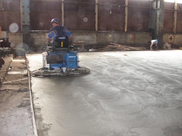 Pardoseli din beton CLASSIC DOME - Poza 2
