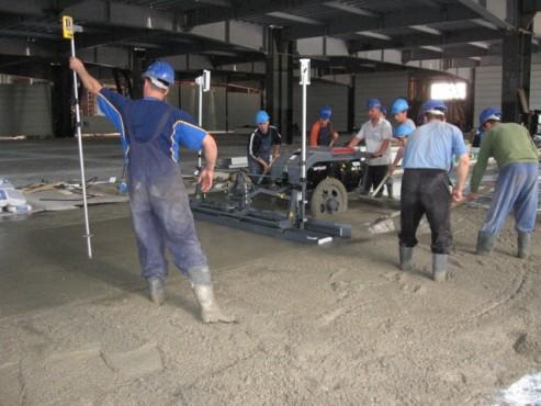 Pardoseli din beton CLASSIC DOME - Poza 4