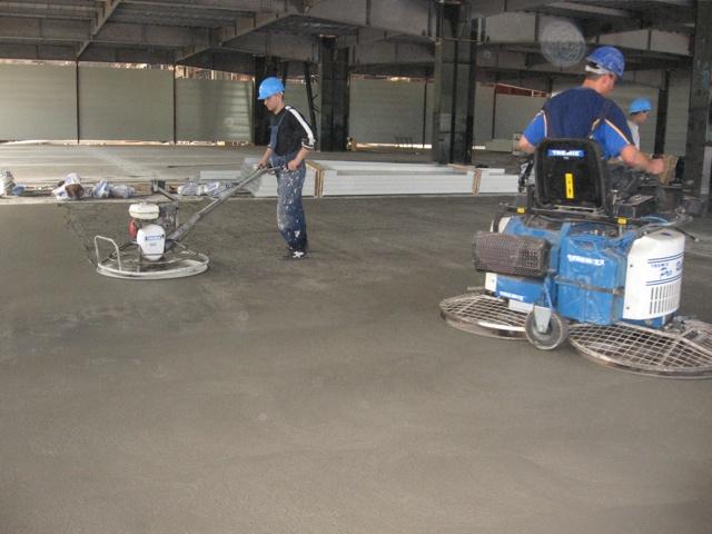 Pardoseli din beton CLASSIC DOME - Poza 6