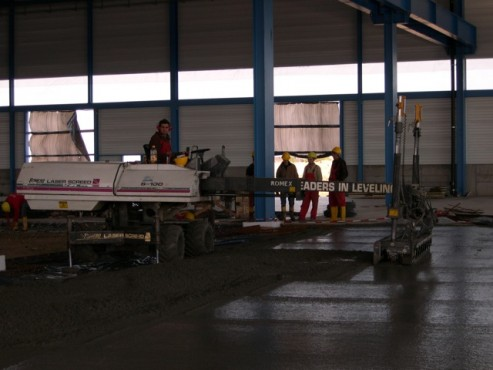 Pardoseli din beton CLASSIC DOME - Poza 7