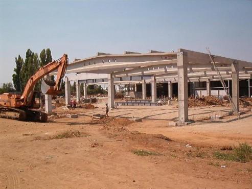 Hypermarket - Centrul Comercial Carrefour Colentina CLASSIC DOME - Poza 4