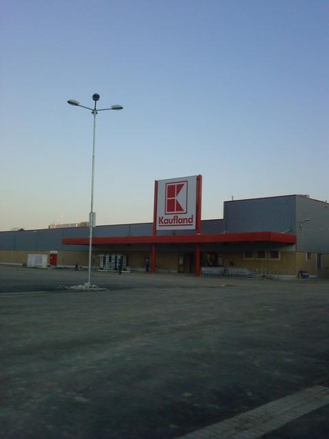 Hypermarket - Kaufland Buzau CLASSIC DOME - Poza 1