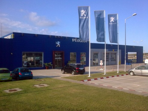 Showroom Peugeot CLASSIC DOME - Poza 3