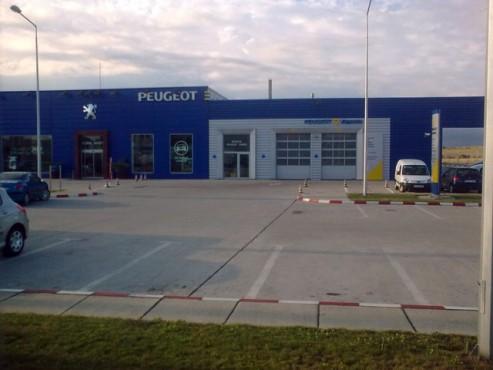 Showroom Peugeot CLASSIC DOME - Poza 4