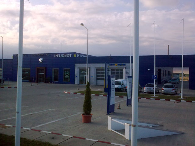 Showroom Peugeot CLASSIC DOME - Poza 5
