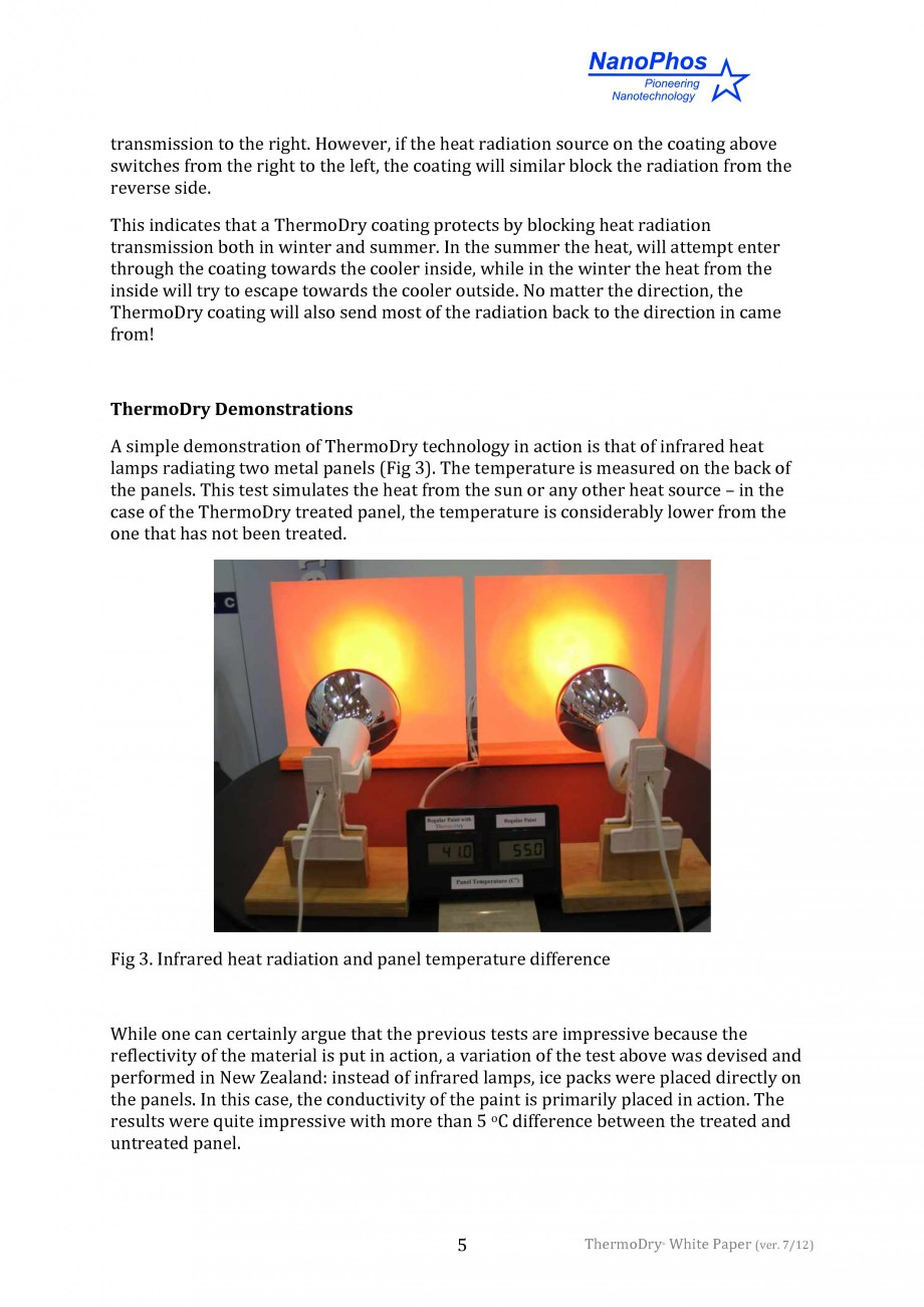 Catalog Brosura Economisirea Energiei Surfapore Thermodry Surfapaint Thermodry Interior