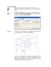 Exemplu de modelare cadru INTER CAD