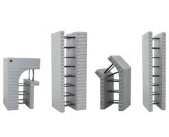 Cofraje termoizolante inglobate Cofrajele termoizolante MARC fabricate din grafitat sunt destinate tuturor structurilor care necesita o izolare termica si procesare facila.