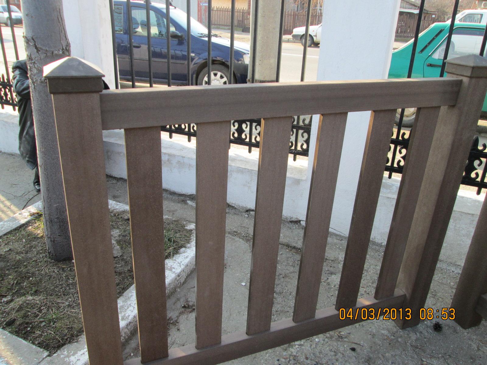 Mobilier urban si de gradina din material compozit WPC BENCOMP - Poza 25