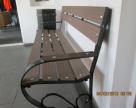 Mobilier urban si de gradina din lemn compozit WPC - Wood Polymer Composite BENCOMP