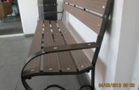 Mobilier urban si de gradina din lemn compozit WPC - Wood Polymer Composite Bencomp confectioneaza mobiler urban si de gradina precum: banci, mese, cosuri de gunoi, jardiniere, foisoare, pergole, paravane, imprejmuiri