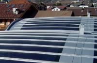Sisteme de acoperisuri cu panouri fotovoltaice RIVERCLACK