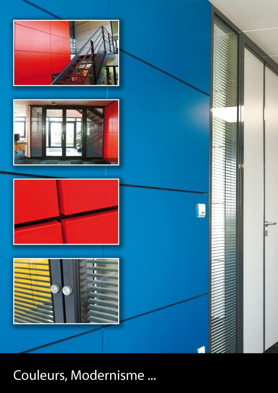 Pagina 2 - Pereti modulari din sticla, demontabili CLIPS Lucrari, proiecte Franceza e (89) Le Havre ...