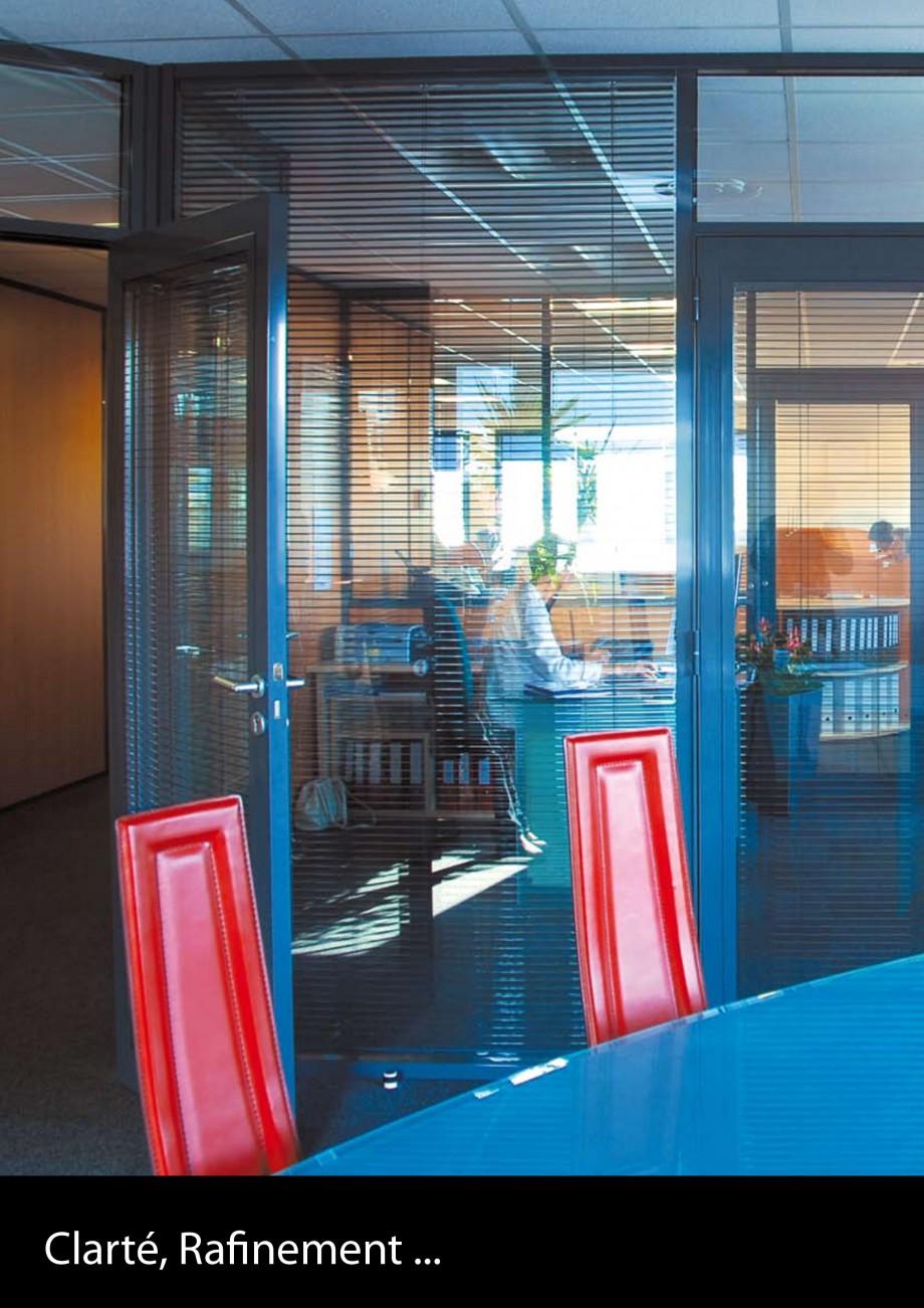 Pagina 14 - Pereti modulari din sticla, demontabili CLIPS Lucrari, proiecte Franceza