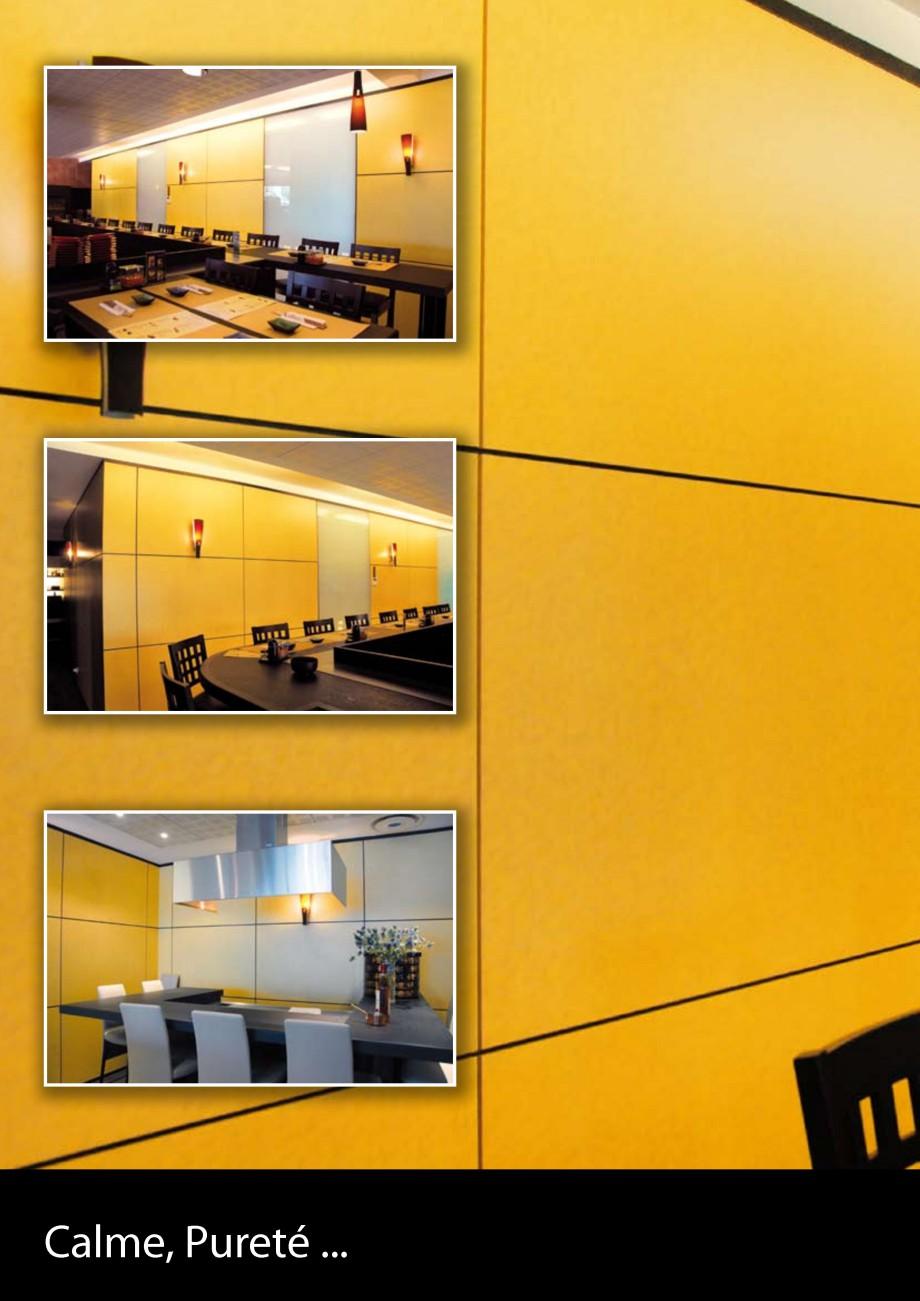 Pagina 16 - Pereti modulari din sticla, demontabili CLIPS Lucrari, proiecte Franceza