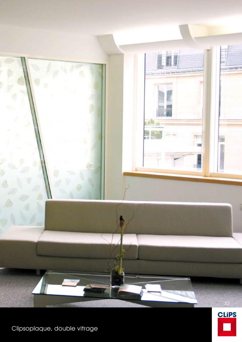 Pagina 33 - Pereti modulari din sticla, demontabili CLIPS Lucrari, proiecte Franceza