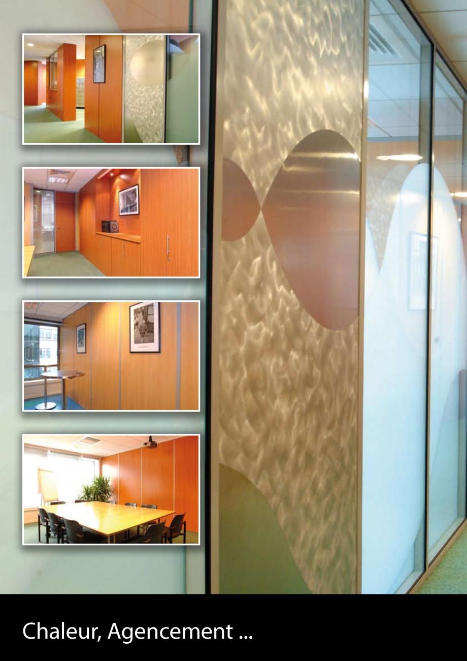 Pagina 40 - Pereti modulari din sticla, demontabili CLIPS Lucrari, proiecte Franceza