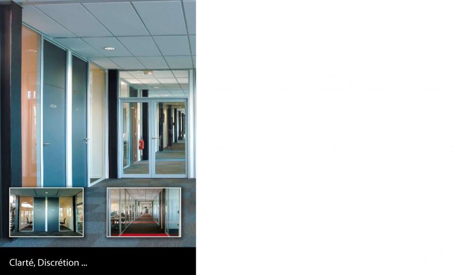 Pagina 42 - Pereti modulari din sticla, demontabili CLIPS Lucrari, proiecte Franceza