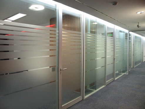 Pereti modulari din sticla, demontabili CLIPS - Poza 23