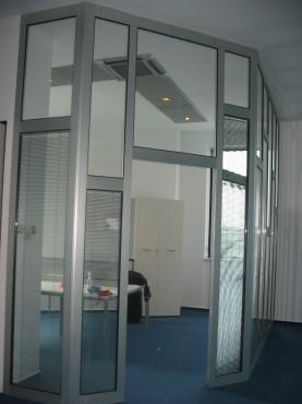 Pereti modulari din sticla, demontabili CLIPS - Poza 33
