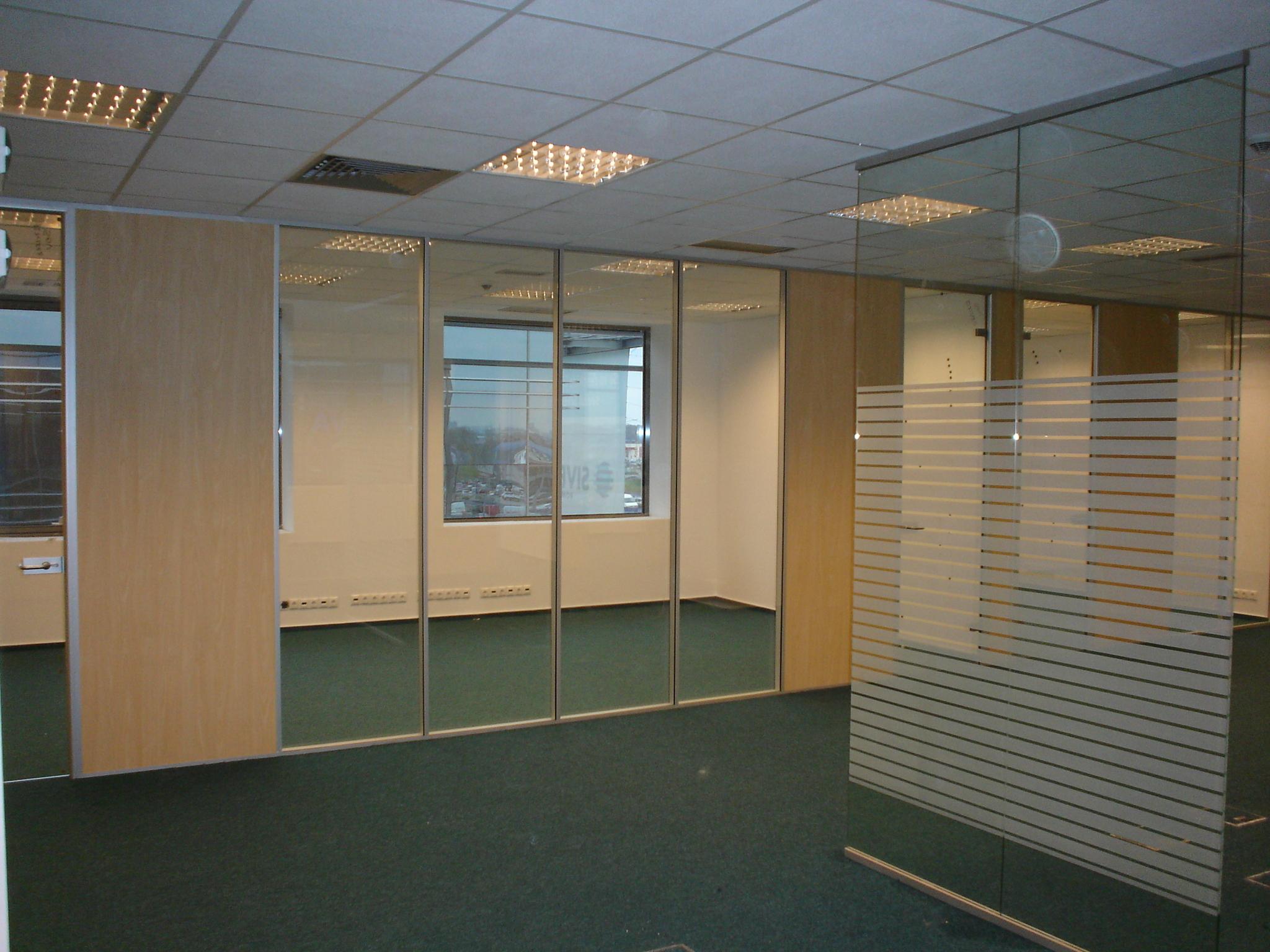 Pereti modulari din sticla, demontabili CLIPS - Poza 34
