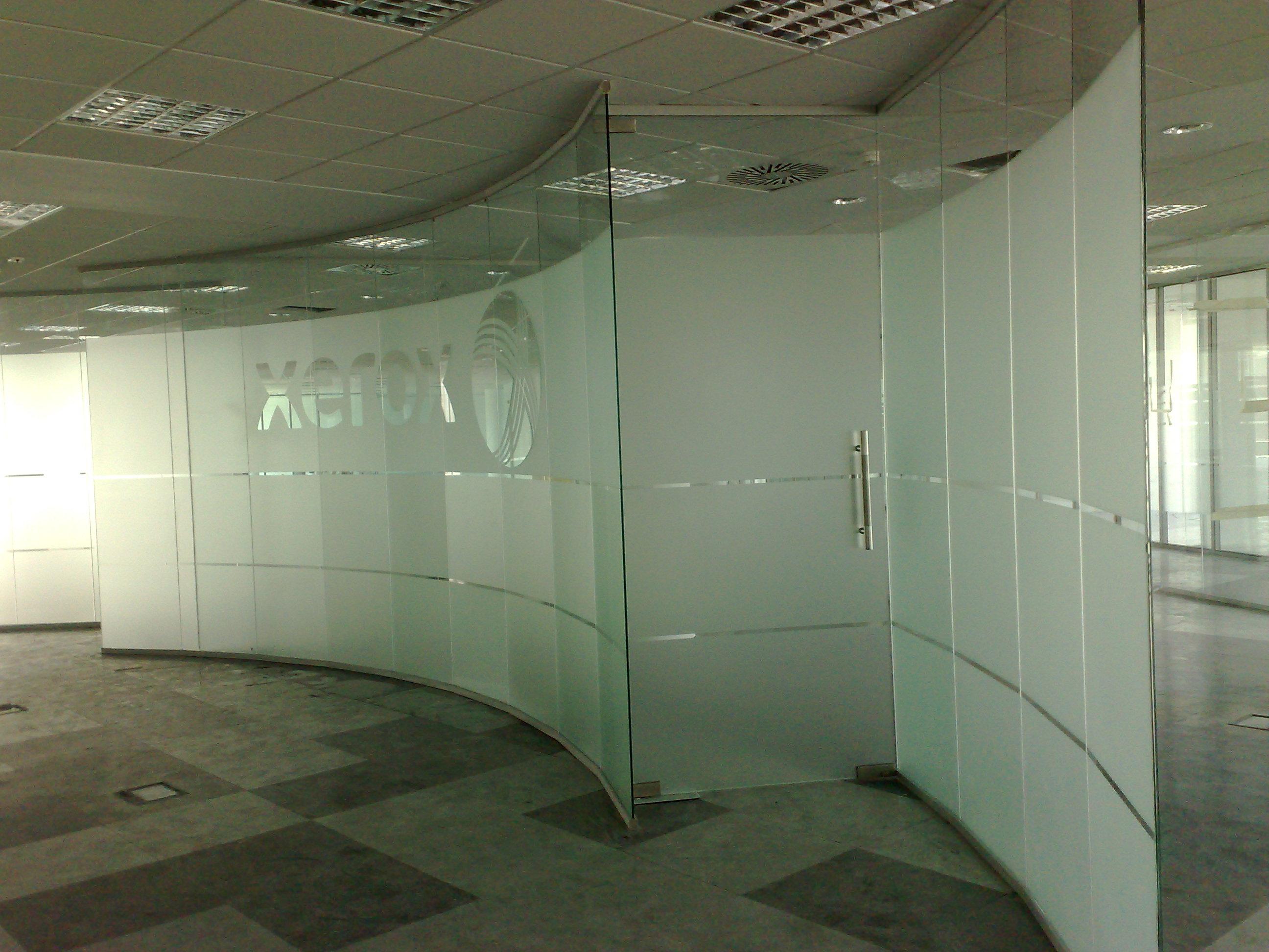 Pereti modulari din sticla, demontabili CLIPS - Poza 2