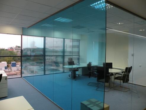 Pereti modulari din sticla, demontabili CLIPS - Poza 25