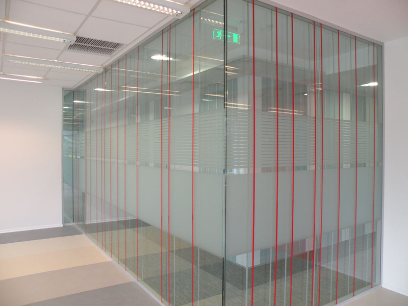 Pereti modulari din sticla, demontabili CLIPS - Poza 50