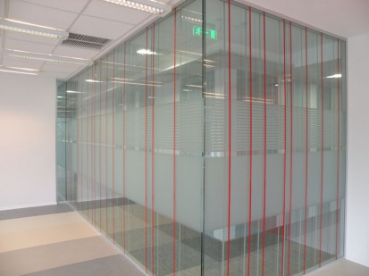 Pereti modulari din sticla, demontabili Osmose Osmose Pereti modulari din sticla, demontabili