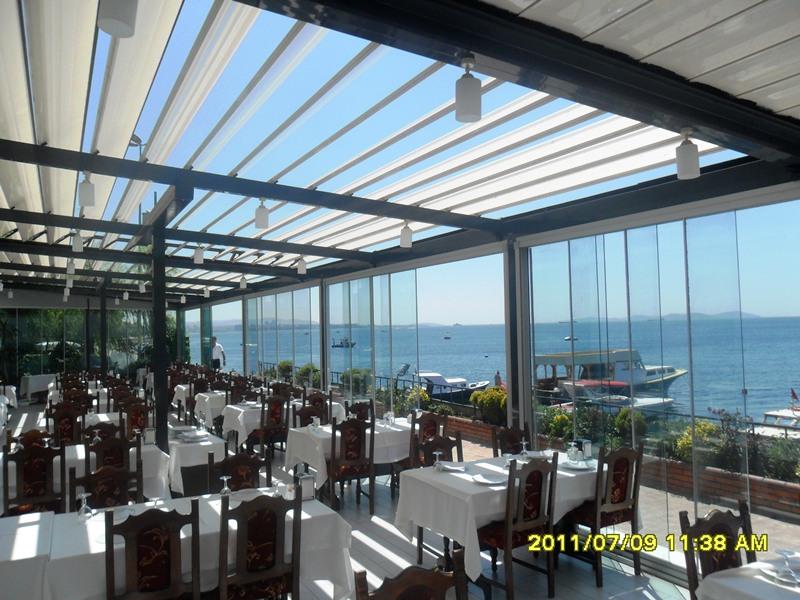 Sisteme de usi din sticla cu accesorii din aluminiu / inox si ferestre culisante GEAM BALCON - Poza 29