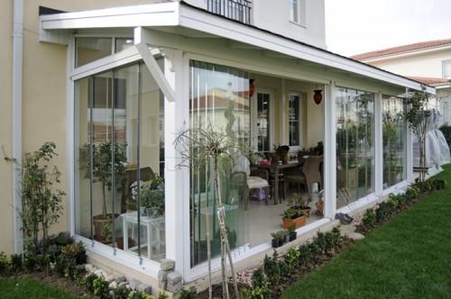 Sisteme de usi din sticla cu accesorii din aluminiu / inox si ferestre culisante GEAM BALCON - Poza 28