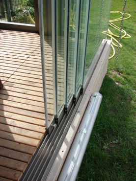 Sisteme de usi din sticla cu accesorii din aluminiu / inox si ferestre culisante GEAM BALCON - Poza 22
