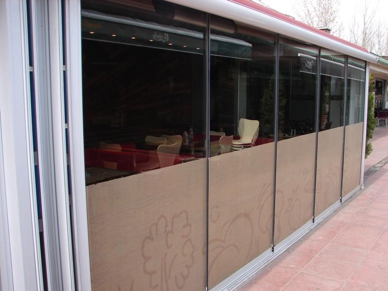 Sisteme de usi din sticla cu accesorii din aluminiu / inox si ferestre culisante GEAM BALCON - Poza 41