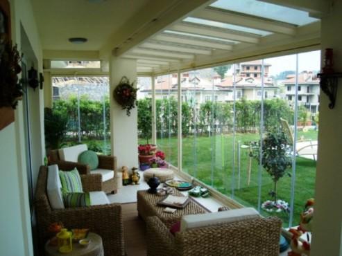 Sistem de ferestre pentru balcon GEAM BALCON - Poza 17