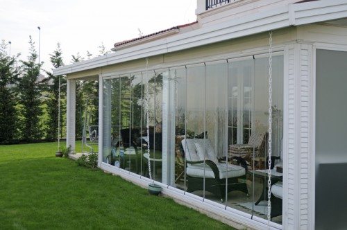 Sistem de pliere panouri de sticla GEAM BALCON - Poza 2