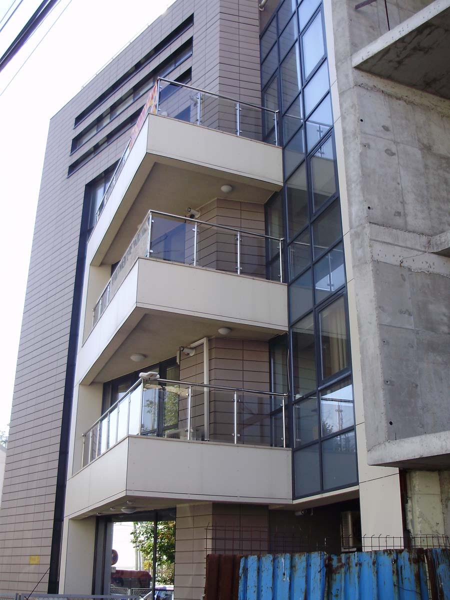 Balustrada de sticla securizata  - Poza 13