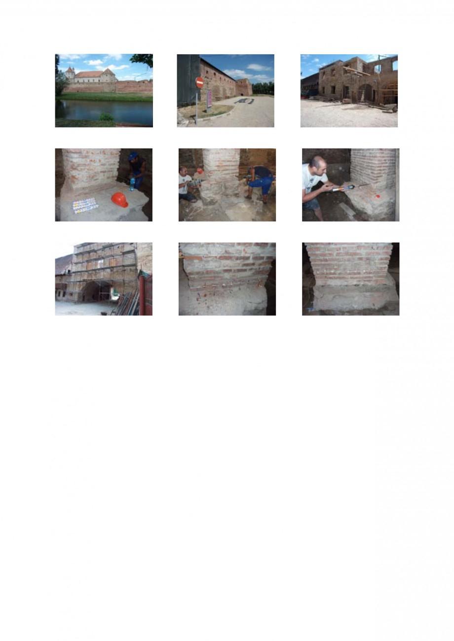 Pagina 2 - Stoparea umezelii ascensionale cu Dryzone la Cetatea Fagarasului c&a construct...