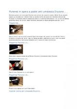 Punerea in opera a pastei anti umezeala c&a construct
