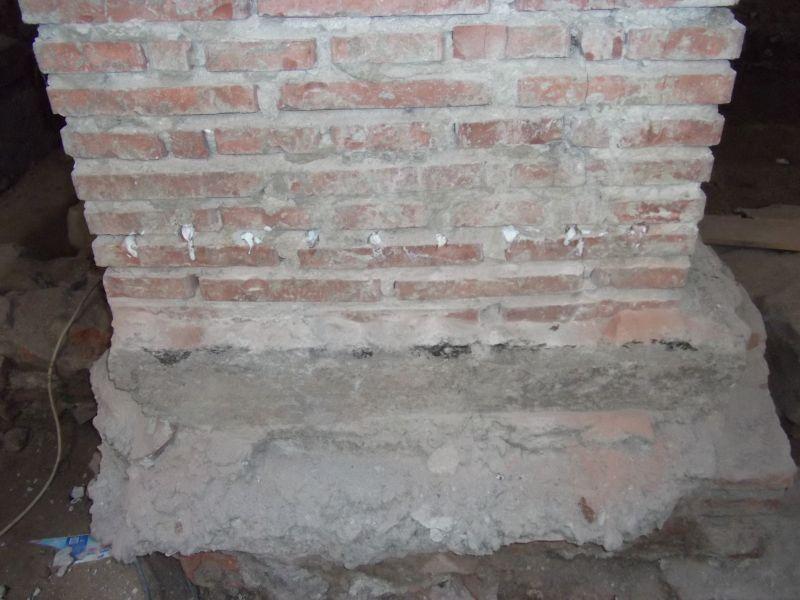 Stoparea umezelii ascensionale cu Dryzone la Cetatea Fagarasului c&a construct - Poza 8