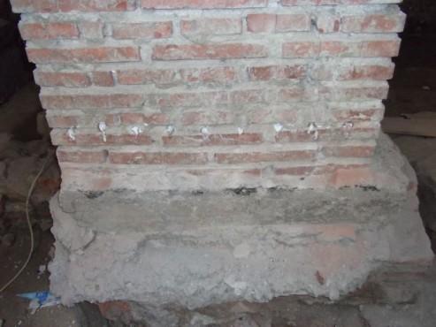 Lucrari de referinta Stoparea umezelii ascensionale cu Dryzone la Cetatea Fagarasului c&a construct - Poza 8