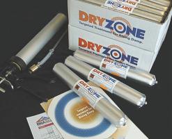 Injectii impotriva umezelii pentru pereti de zidarie Injectiile impotriva umezelii Dryzone se introduc in peretii de zidarie, difuzeaza in capilare si formeaza o hidroizolatie orizontala continua.