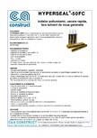 Izolator poliuretanic cu uscare rapida ALCHIMICA - HYPERSEAL®-50FC