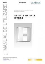 Sistem de ventilatie cu recuperare de caldura pentru spatii rezidentiale MELTEM