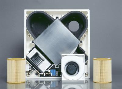 Sistem de ventilatie cu recuperare de caldura M WRG-S, M-WRG-K MELTEM - Poza 8