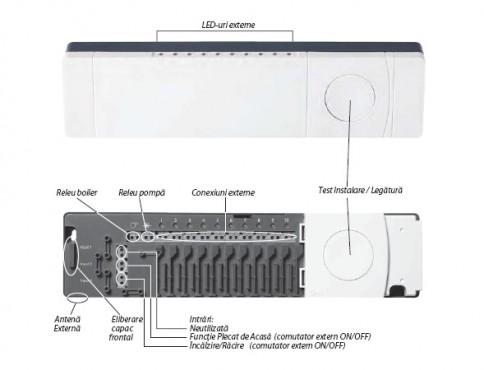 Schema Danfoss Link HC DANFOSS - Poza 6